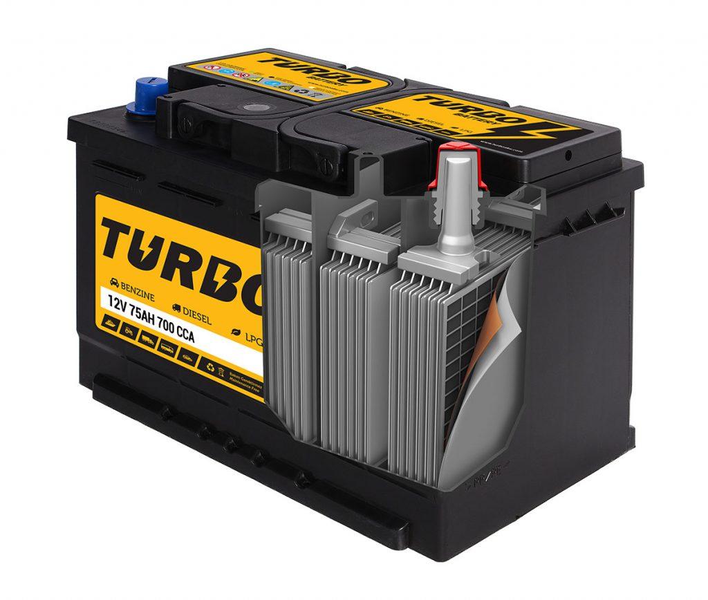 Matrix Press teknolojisiyle aküler yüksek dayanım, yüksek enerji ve düşük yakıt tüketimi sağlıyor.